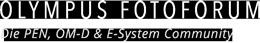 Olympus Fotoforum | Die PEN, OM-D & E-System Community